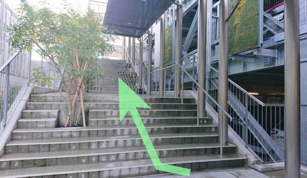 東京ガーデンシアターのアクセス画像5