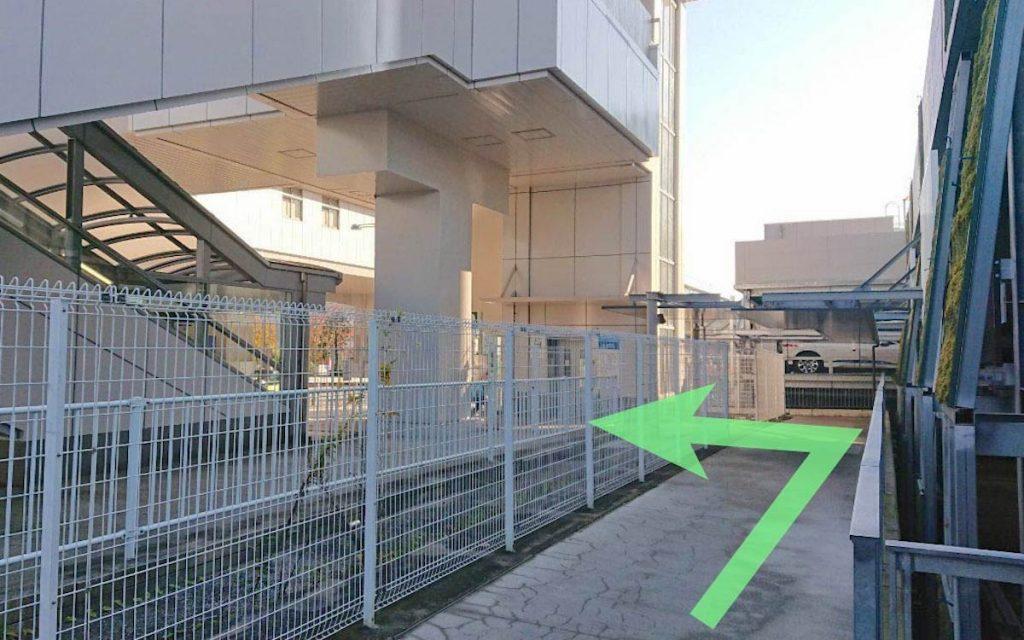 東京ガーデンシアターのアクセス画像6