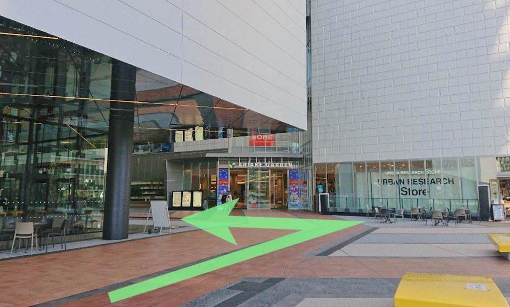 東京ガーデンシアターのアクセス画像12