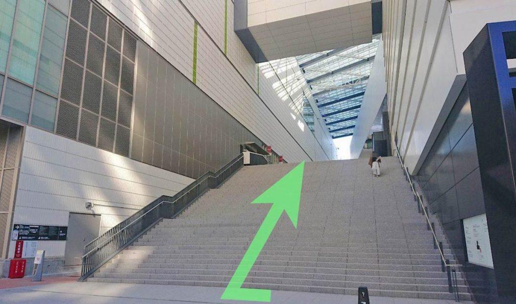 東京ガーデンシアターのアクセス画像27