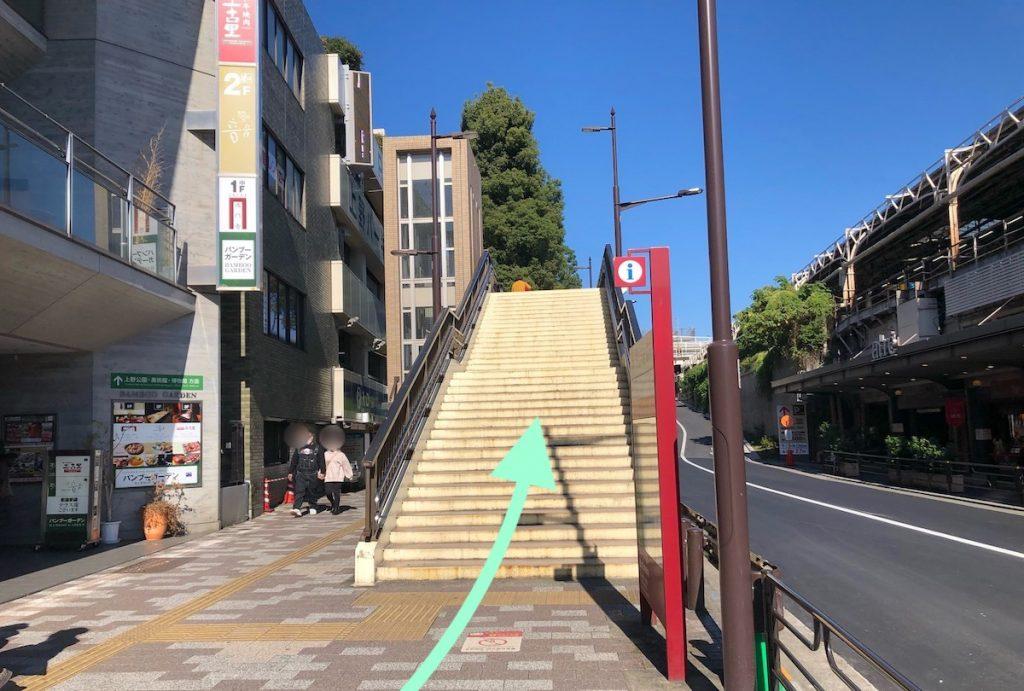 東京文化会館のアクセス画像12