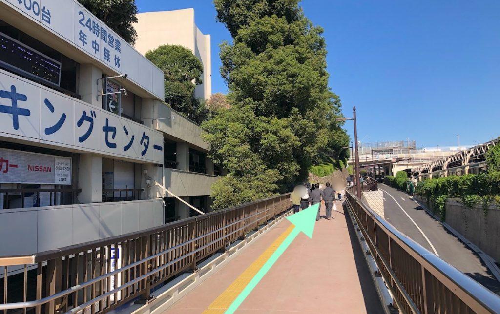 東京文化会館のアクセス画像13