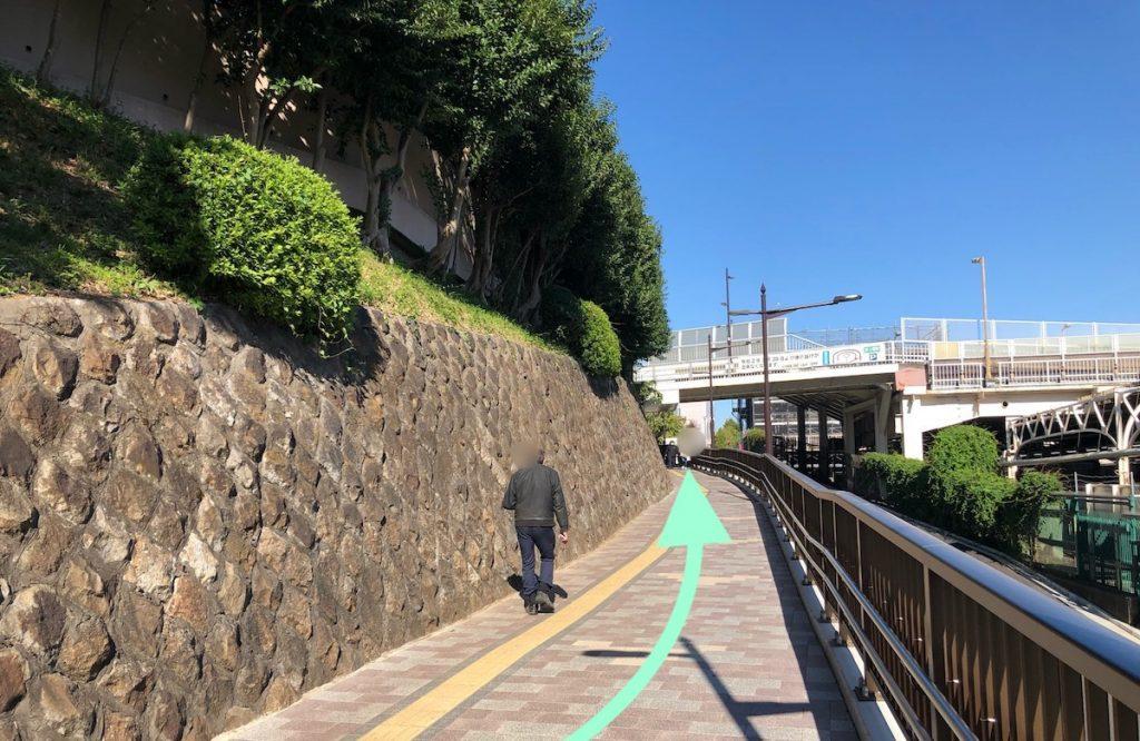 東京文化会館のアクセス画像14