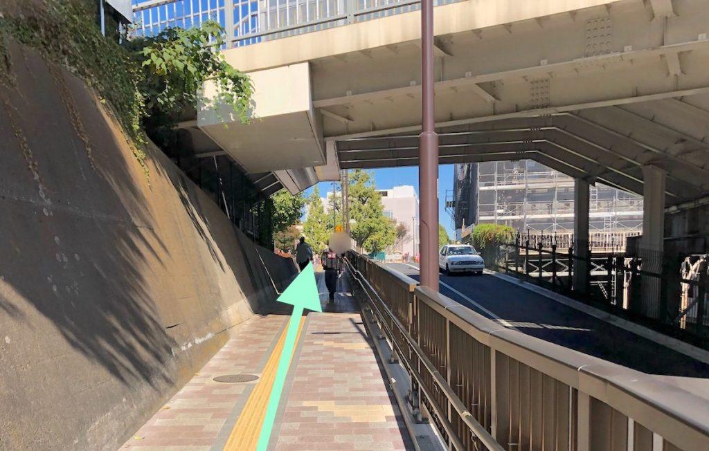 東京文化会館のアクセス画像15