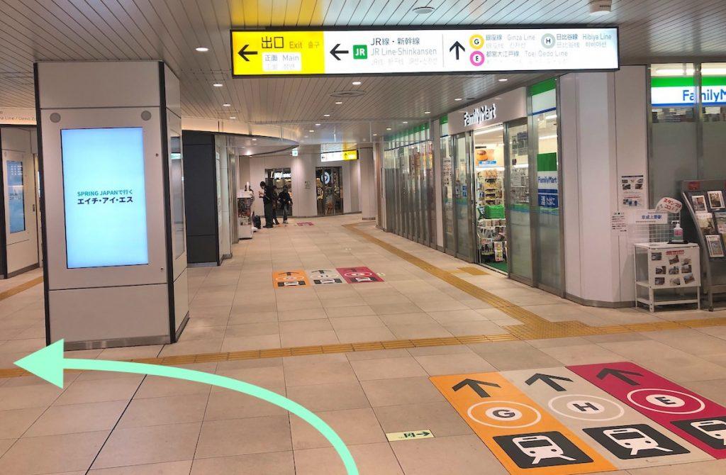 東京文化会館のアクセス画像5