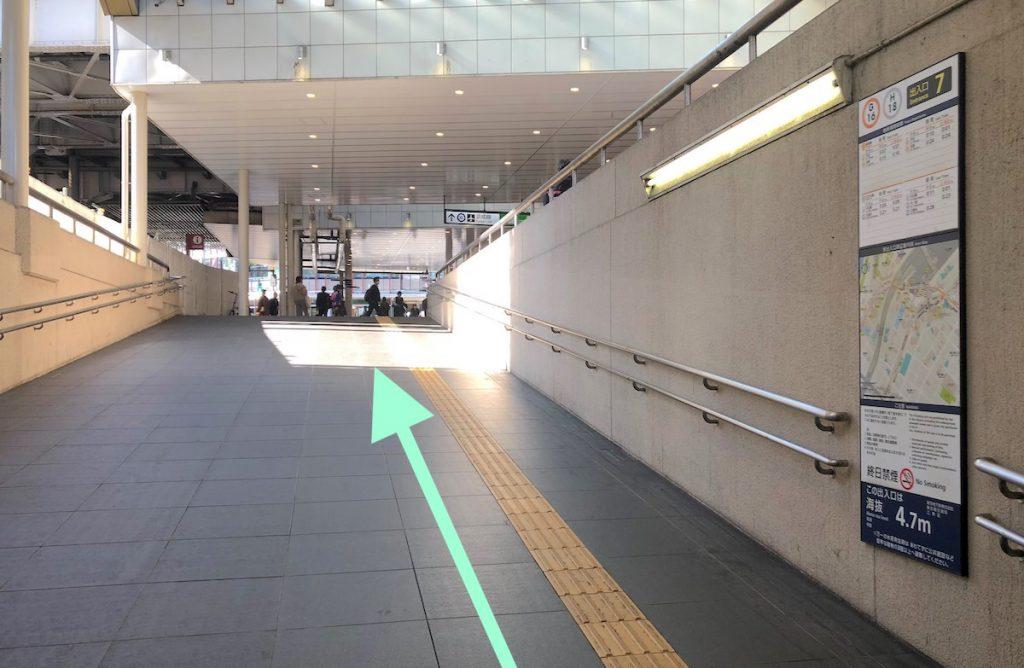 東京文化会館のアクセス画像22