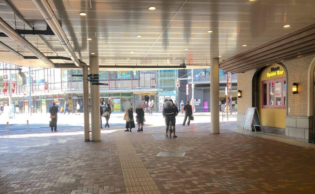 東京文化会館のアクセス画像24