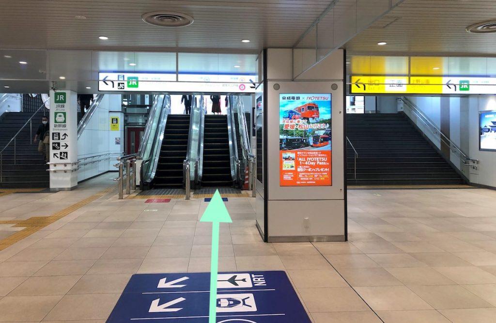 東京文化会館のアクセス画像6
