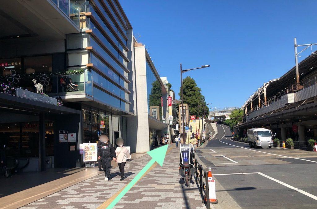 東京文化会館のアクセス画像11