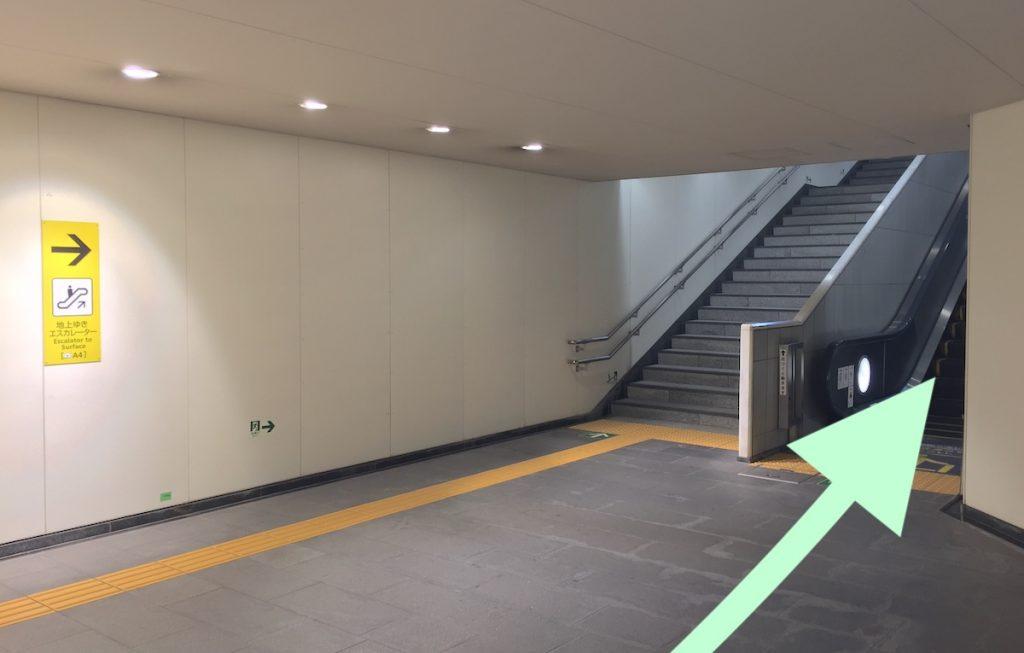 新国立競技場のアクセス画像28