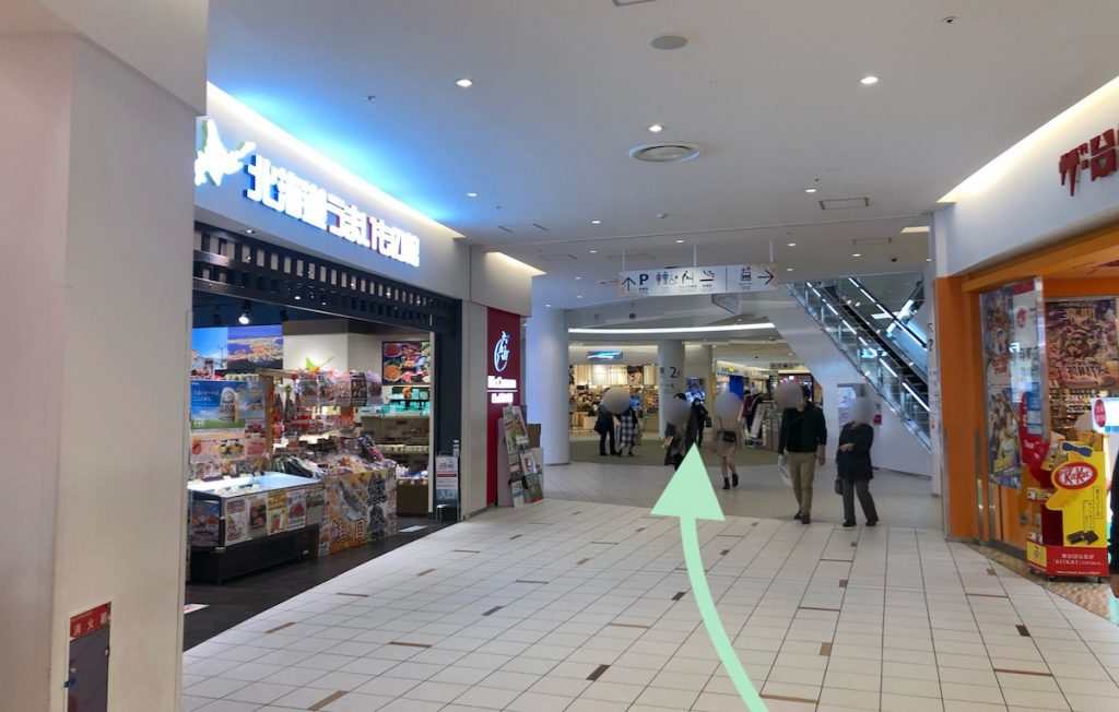 ZEPP DiverCity TOKYO(ダイバーシティ東京)のアクセス画像21