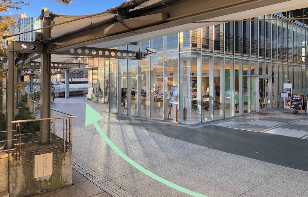 ZEPP DiverCity TOKYO(ダイバーシティ東京)のアクセス画像4