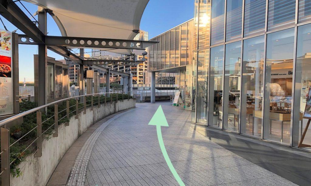 ZEPP DiverCity TOKYO(ダイバーシティ東京)のアクセス画像5