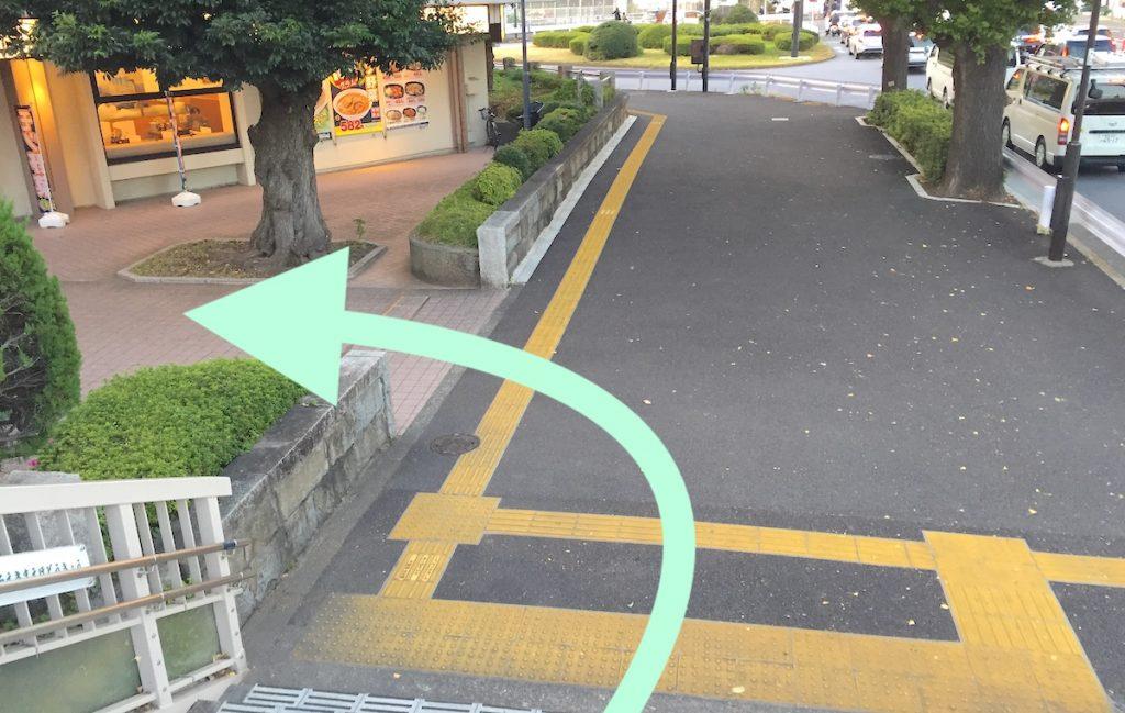 東京体育館のアクセス画像5