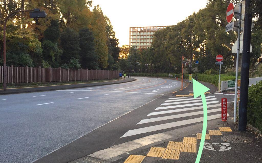 東京体育館のアクセス画像8